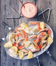 talley farms' cookbook - dungeness crab