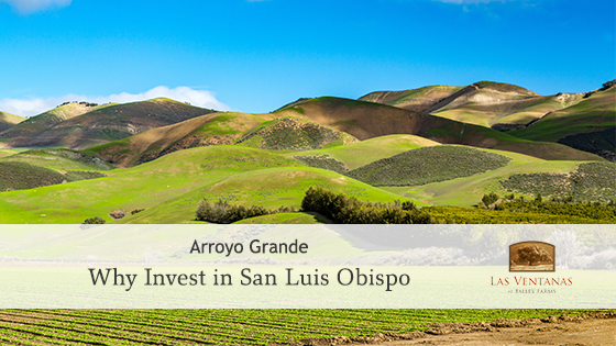 Why Invest in San Luis Obispo