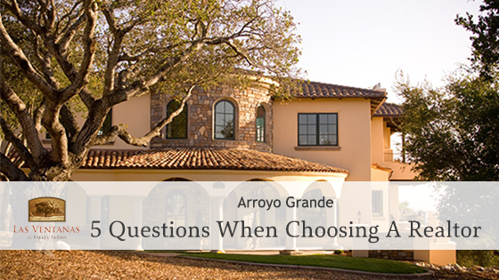 5 Questions You Should Ask When Choosing a Realtor