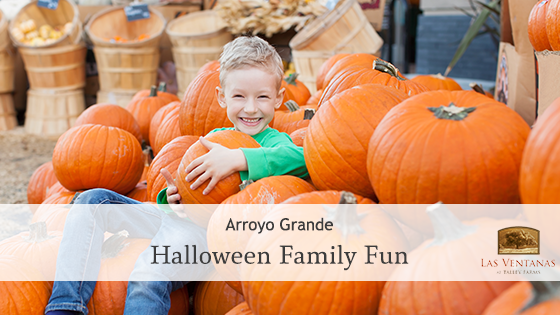 Arroyo Grande Halloween Family Fun